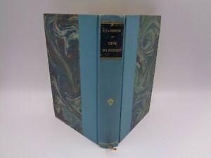 Fernand Vanderem : Gens d'à présent 2e série couverture de SEM 1914