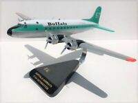 Buffalo Airways Douglas C-54 Skymaster Desk Top Display Model 1/80 ES Airplane