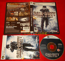 CALL OF DUTY WORLD AT WAR Pc Versione Inglese ○ COMPLETO - FW