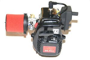 30,5ccm MOTOR AMEWI SPIDER PITBULL CARSON COMANCHE XTC FG CS XRC MCD HARM NEU