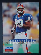 NFL 123 Eric Moulds Buffalo Bills Sky Box Rookies 1996
