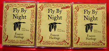 Frances Hardinge Fly By Night 6-Tape Audio Book Lesley Sharp Fantasy