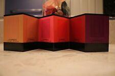 MAC Shadescents Ruby Woo,Lady Danger,Velvet Teddy... Lipstick & Fragrance Sample