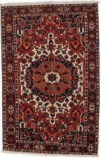 Vintage Garden Design 7X10 Hand Knotted Bakhtiari Room Sized Oriental Area Rug
