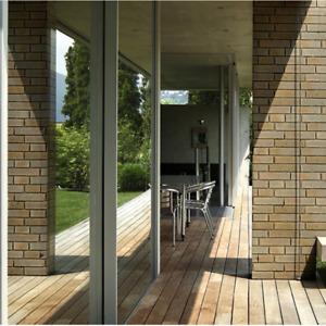 URBAN  BRICK BEIGE -  Brick Slips, Brick Cladding, Brick Feature Wall.