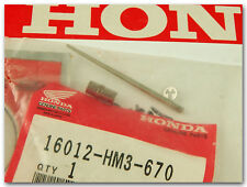 Honda Teile 1993-1998 Trx300ex Fourtrax Vergaser Needle Jet Set 16012-hm3-670