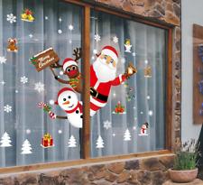 Christmas Wall sticker Window Sticker home deco for merry christmas free ship