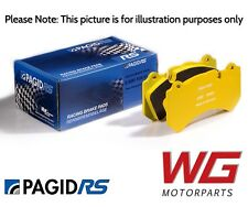 Pagid RS29 Front Brake Pads for Mercedes CLK63 AMG (2008+) Models E8081RS29