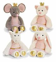 Keel Toys Confetti 4 Designs 1 Supplied Unicorn Rabbit Mouse Bear Tutu Princess