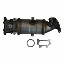 Catalytic Converter-DX, GAS, Eng Code: R18A1, FI, Natural Front fits 10-11 Civic