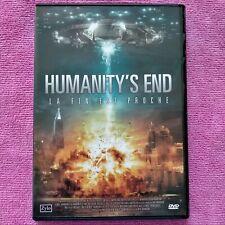 dvd flim Humanity's End : La fin est proche avec Neil Johnson et Jay Laisne