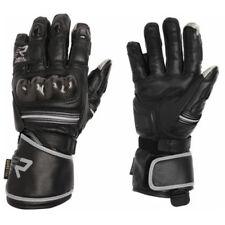 Gants noirs Rukka GORE-TEX pour motocyclette