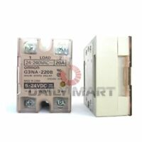 OMRON NEW G3NA-220B SOLID STATE RELAY AC200-240V 20A, FREE SHIPPING