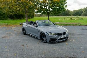 2018 BMW M4 Competition DCT Convertible individual Nardo fully loaded VAT qual