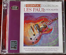 LES PAUL & VOCALISTS GUITAR 2CD WESTEND (2007) UK SEALED JAZZ BING FORREST STARR