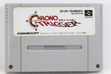 Chrono Trigger SFC Nintendo Super Famicom SNES Japan Import US Seller I7729