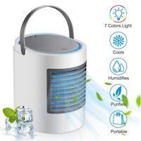 Tragbare Mini Air Cooler Klimaanlage Air Conditioner Luftkühler Klimageräte USB