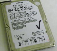 60GB Hitachi HTS541060G9AT00 Laptop IDE Hard Drive P/N 0A25827 MLC: DA1106