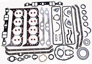 Chevy Fits Truck 305 5.0 85-95 Engine Full Gasket Set