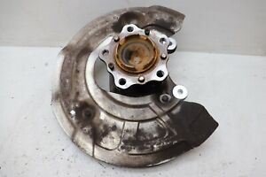 BMW M4 F82 2014 Front Wheel Hub Upright Knuckle Assembly LHS J163