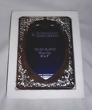 Silver Plated Heart Picture Frames Ebay