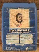 TONY MOTTOLA 16 Great Performances (8-Track Tape)
