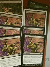 Megrim x4 - various sets from lp to nm- Magic the Gathering MTG 4x