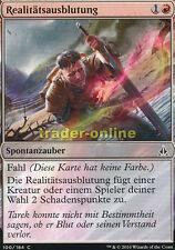 4x realitätsausblutung (reality hemorrhage) Oath of the gatewatch Magic