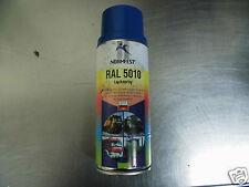 Normfest Lackspray enzianblau RAL 5010