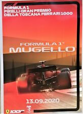 POSTER MUGELLO GRAN PREMIO  TOSCANA F1  2020  -- 1000