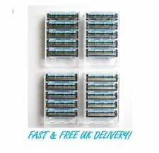 Triple blade razor blades for Gillette Sensor, Sensor 3, Excel - 1,5,10,15,20,25