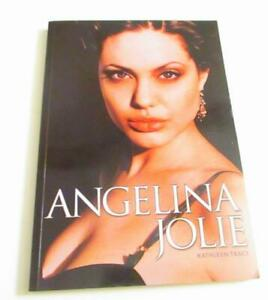 Angelina Jolie by Kathleen Tracy , Trade Paperback   ILLUSTRATED