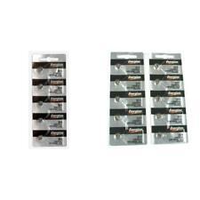 15 Energizer Watch Batteries 5 364 & 10 377/376 Batteries