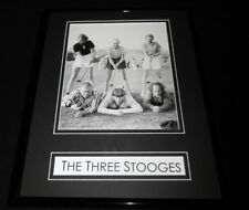 Three Stooges Golf Framed 11x14 Photo Display