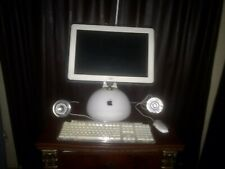 Apple iMac G4 Flat Panel 15inch 800MHz, 1 GB RAM, All-In-One w/ Accessories