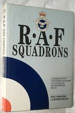 Wing Commander C G Jefford MBE RAF : R.A.F SQUADRONS since 1912 (Airlife 1988)