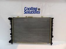 BRAND NEW RADIATOR ALFA ROMEO 156 1.8 / 2.0 / 2.5 V6 PETROL FOR MANUAL VEHICLES