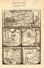 NORTH & CENTRAL ASIA ANCIENT. Scythia Serique Sarmatia Siberia. MALLET 1683 map