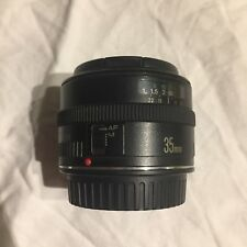 Canon EF 35 mm F2 Prime Lens