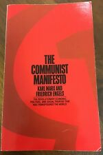 The Communist Manifesto, Paperback 143 pages