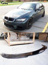 CARKING CARBON FIBER 06-09 BMW E90 M3 K style FRONT LIP SPLITTER SPOILER