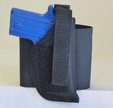 Ankle Holster for COLT MUSTANG POCKETLITE & XSP Pistol without Laser