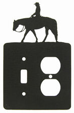 Western Pleasure Single Light Switch-Outlet Plate Cover