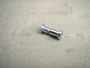 CRO-MOLY SEAT POST CLAMP BOLT 6MM