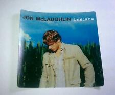 JON MCLAUGHLIN Indiana Beautif Disaster Island Records Board Case Amp Sticker