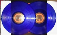 QUEENS OF THE STONE AGE, SONGS FOR THE DEAF  BLUE VINYL 2LP GATEFOLD JACKET