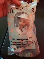 McDonald's Madame Alexander Doll Cruella De Vil 2004 New In Package