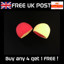 Colour Changing Sponge Balls - Red & Yellow Close-up Magic Trick -NEW