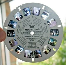 THE MOD SQUAD 1968 VIEWMASTER REEL 3 B4783 - SINGLE REEL ONLY - RARE   E680
