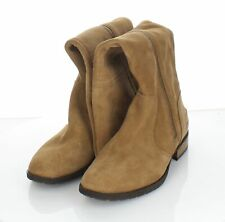 07-63 NEW $190 Women's Sz 7.5 M UGG Sorensen Suede Tall Side Zip Boots
